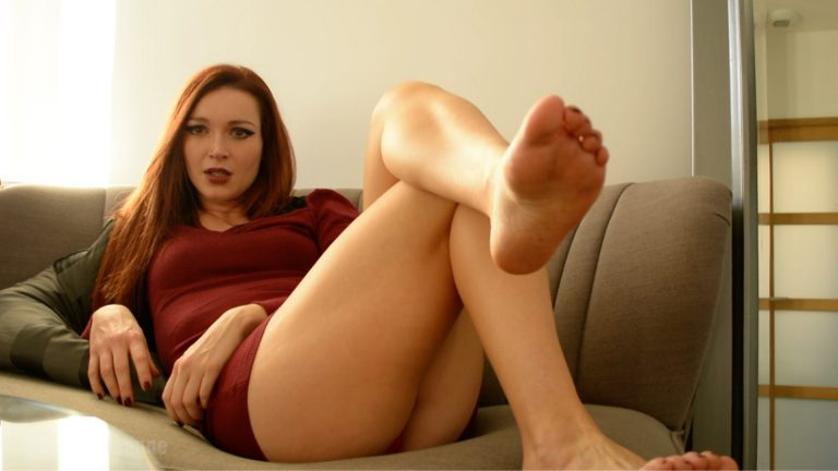 forced feet fetish