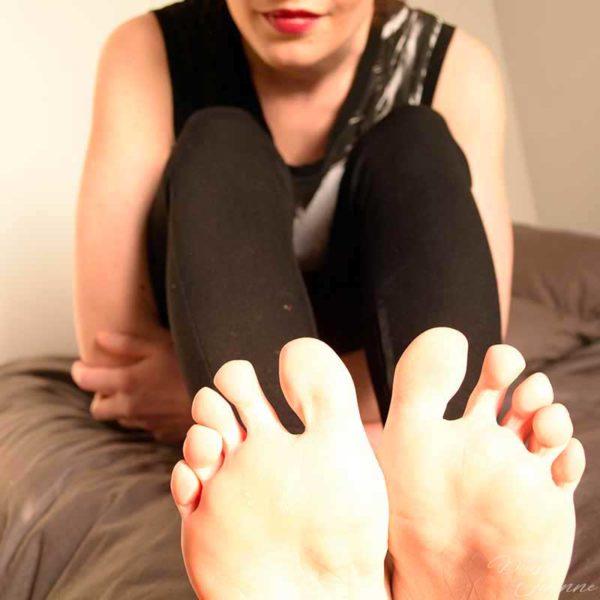 joi pieds