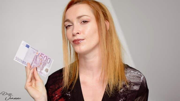 offrande du gros pigeon 500€