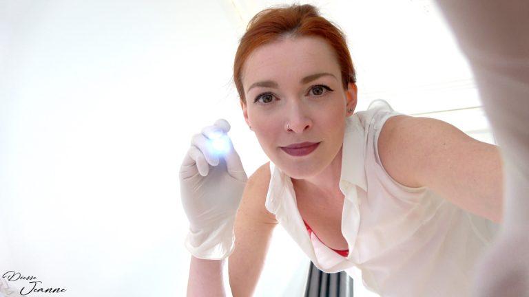L'ordonnance du Sanitarium vidéo mindfuck infirmière rousse sadique