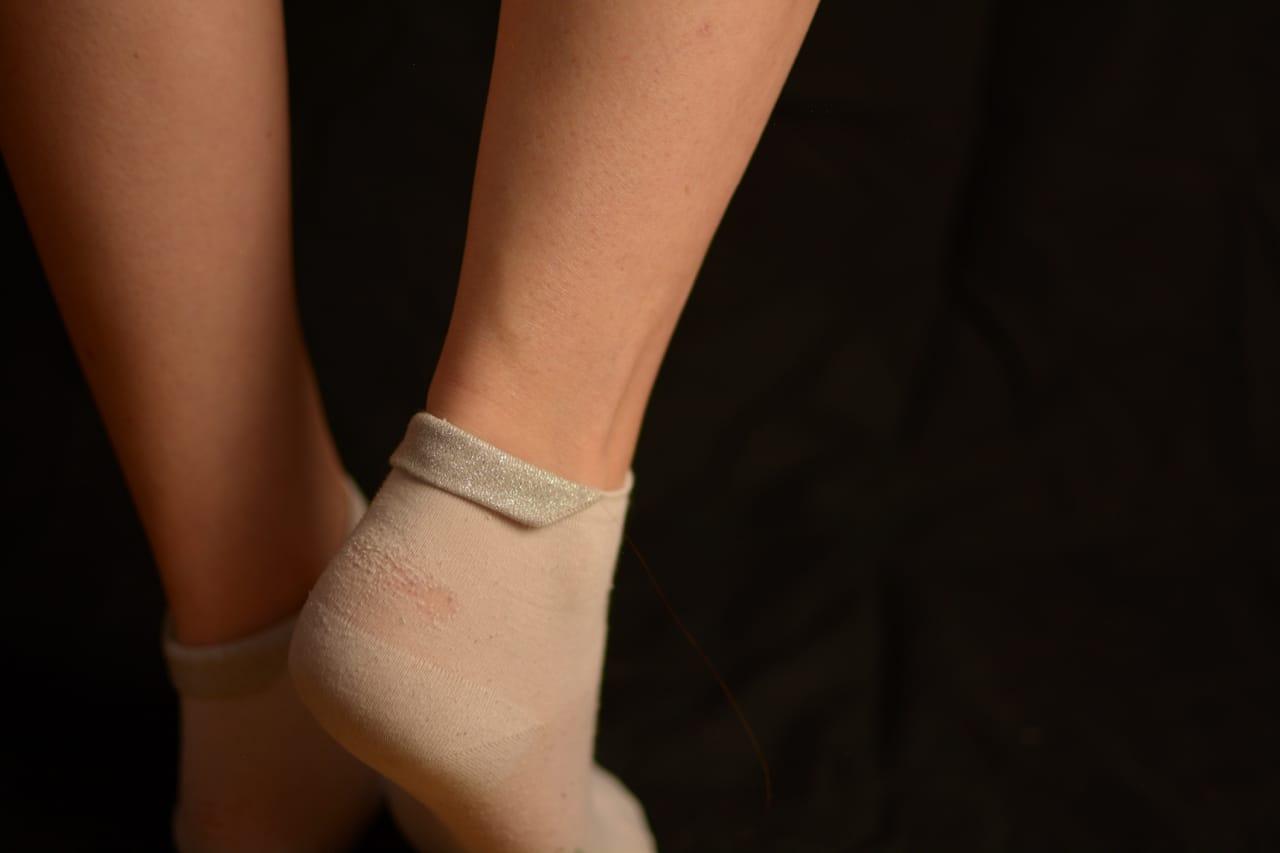 Fétichiste chaussettes sales de sport