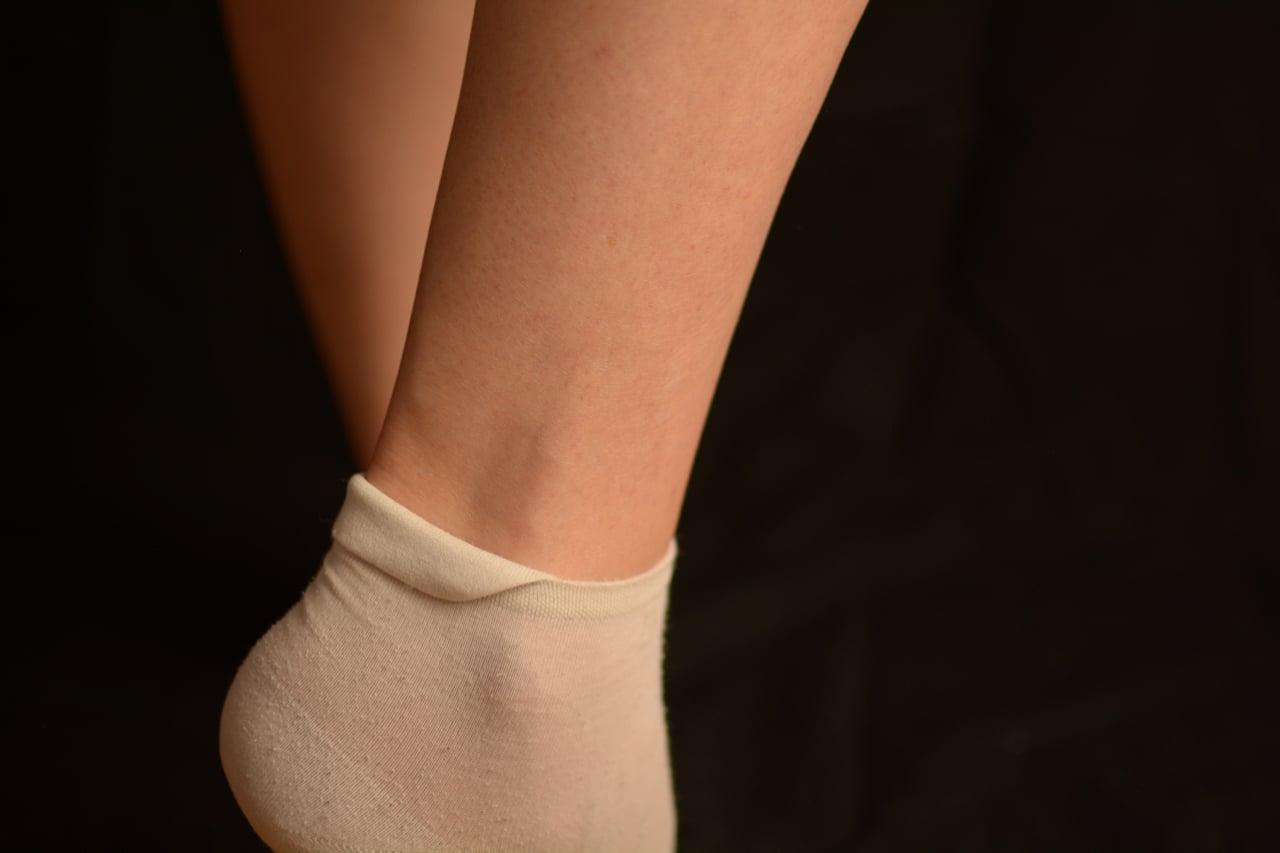 Fétichisme des chaussettes de sport odorantes